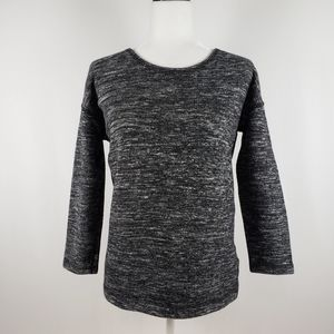 J Crew Jaspe Tunic Knit Sweater